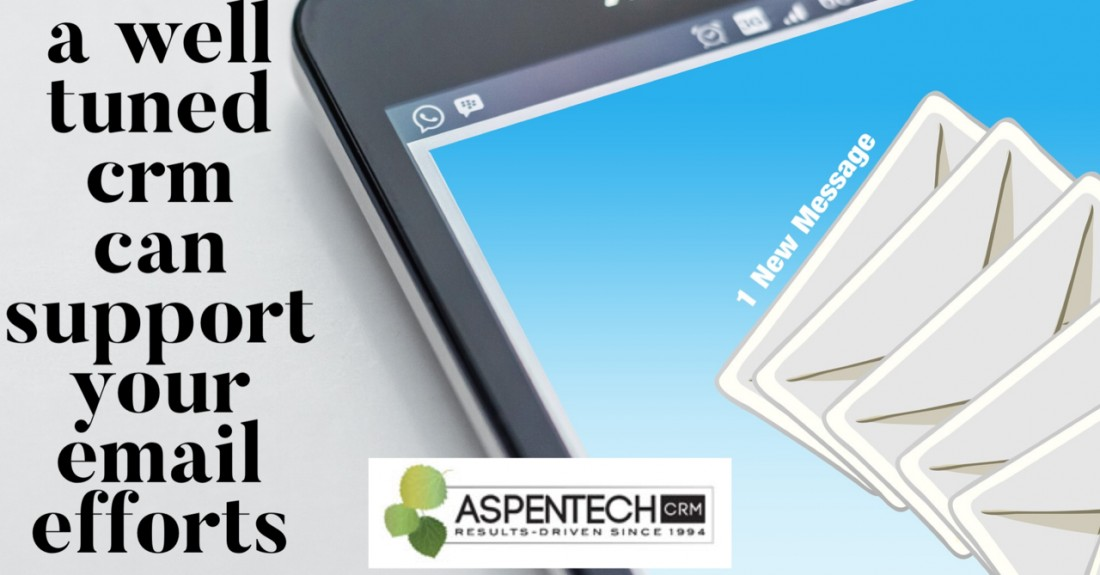 Unsubscribe Part 3: Put Your CRM to Work - Blog: CRM Solutions & Industry News | AspenTech CRM - 20190221_Unsubscribe_Part_3