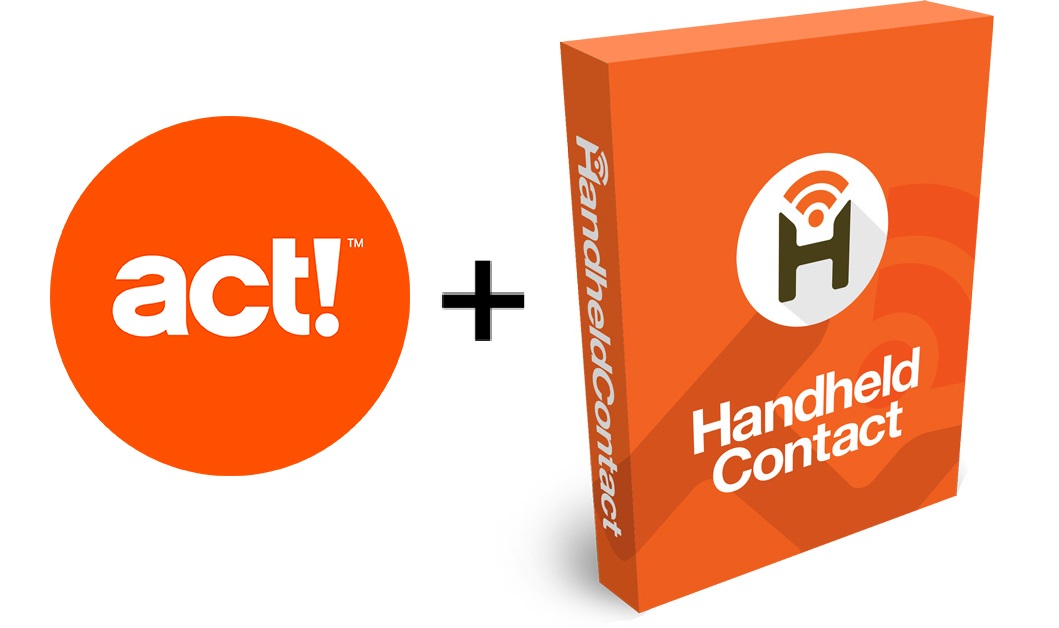 HandHeld Contact for Act! - Updates & Android Notice - Blog: CRM Solutions & Industry News | AspenTech CRM - HandheldContact_Product-Box_ActLogo