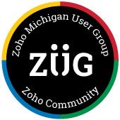 Zoho Michigan Users Group Recap - October 2019 - Blog: CRM Solutions & Industry News | AspenTech CRM - ZUG_Logo