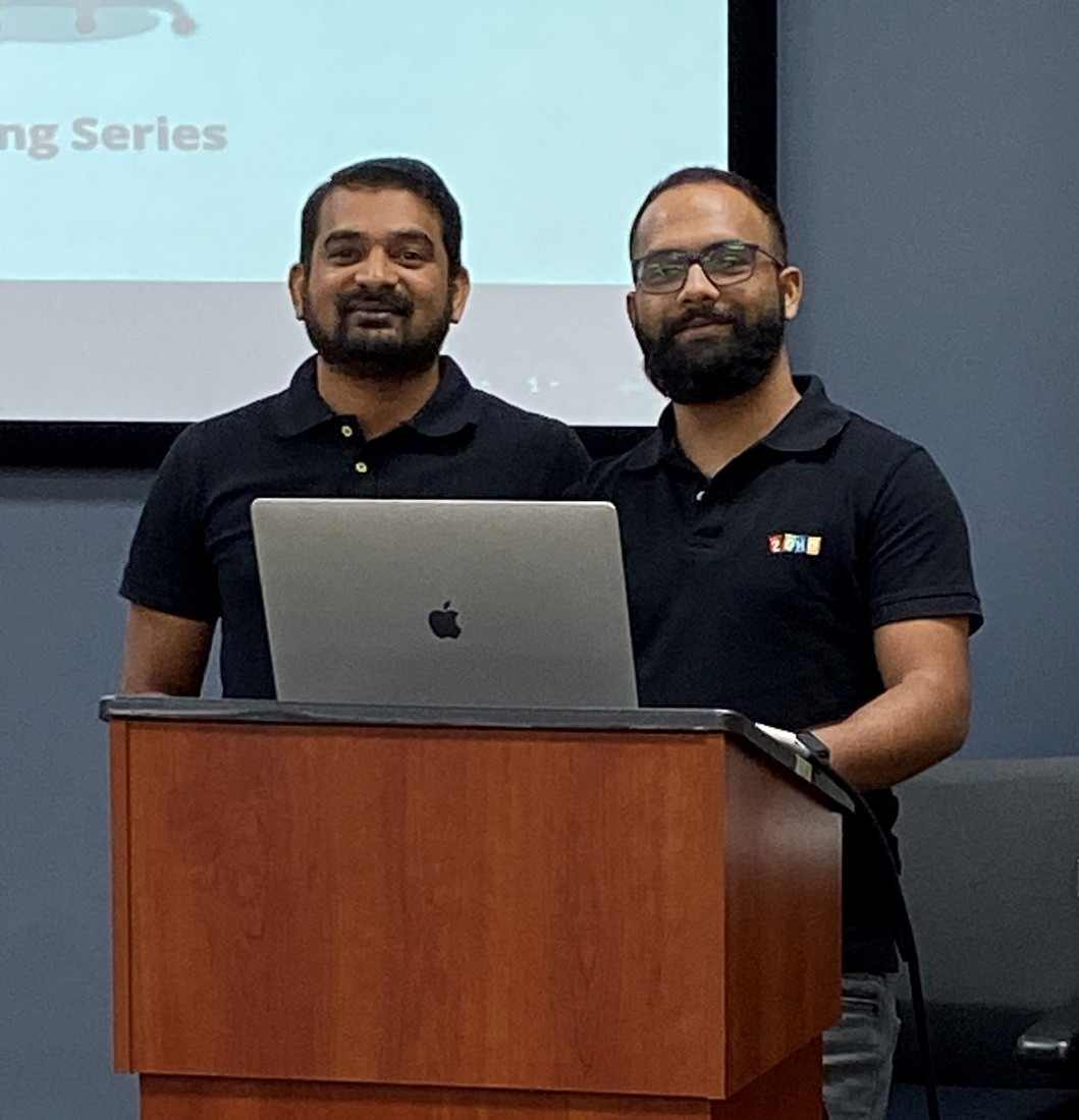 Zoho Michigan Users Group Recap - October 2019 - Blog: CRM Solutions & Industry News | AspenTech CRM - Zoho_Experts_20191001_(2)