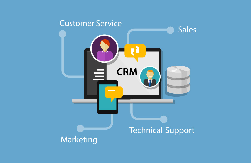 CRM Hosting Services Alpharetta GA - AspenTech CRM - solution