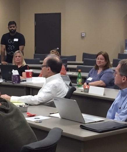 Zoho Michigan Users Group Recap - July 2019 - Blog: CRM Solutions & Industry News | AspenTech CRM - zug_users_3_(2)
