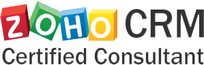 Zoho CRM Certified Consultant logo
